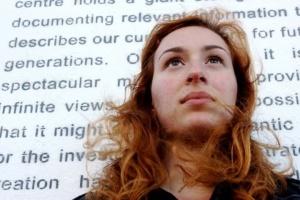 Antonia Lassar - Playwright/Performer